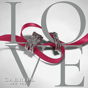 Gabriel Jewelers New York Love Jewelry