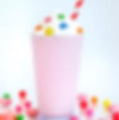 Crave signature milk shake