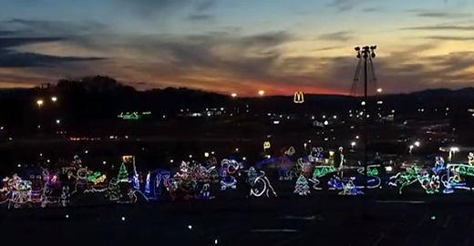 Shadracks Christmas Wonderland, Kodak TN, Sevierville