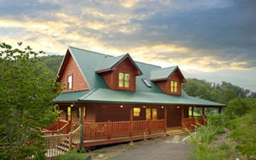 Cherokee Lodge is a pet-friendly cabin near Dollywood in Pigeon forge, tennessee