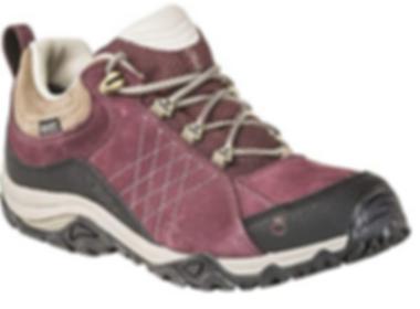 Womens Oboz Waterproof hiking shoes.PNG