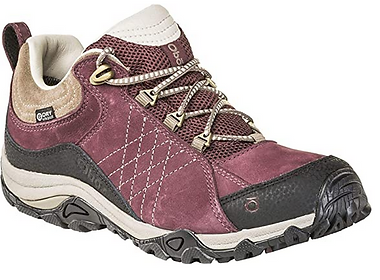 Womens Oboz Waterproof hiking shoes.PNG