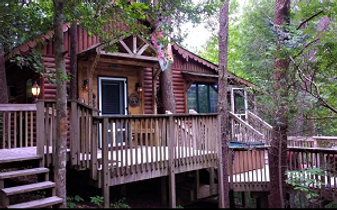 The Treehouse Cabin