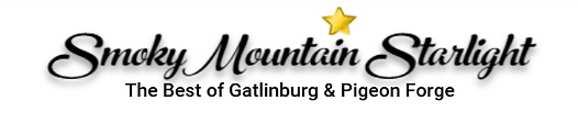 Logo for Smoky Mountain Starlight Brand