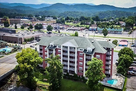 Bear Crossing Condos, Pigeon Forge, mountain view, Pigeon Forge, TN