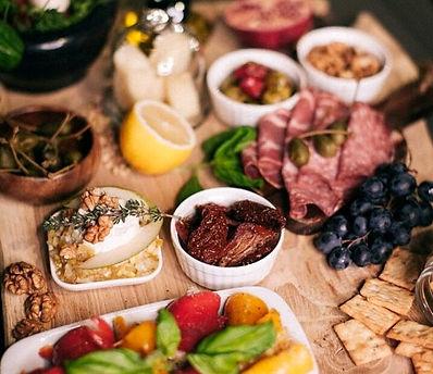 Red Oak Bistro, Gatlinburg TN, food selections, tapas