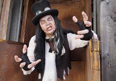 Ripleys Haunted Adventure Scary Character