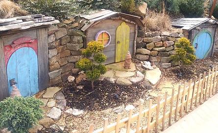 Ankaeesta gnome house Gatlinburg