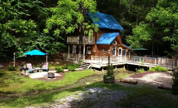 Creekside Cabin in Gatlinburg TN