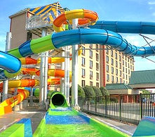 Country Cascades Waterpark Pigeon Forge
