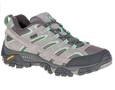 Merrell Womens Moab Waterproof hiking sh