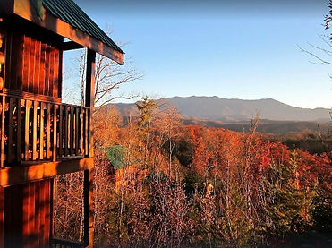 Cheap Affordable cabin in Gatlinburg called Prime Time, mountain view