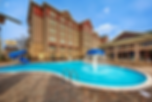Black Fox Lodge Pigeon Forge TN hotel and pool