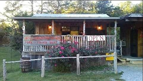 Preacher's Smokehouse Bbq, Sevierville, TN