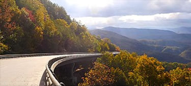 The Missing Link Foothills Parkway, Wears Valley, Tennessee