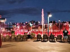 Fountain Light & Music Show