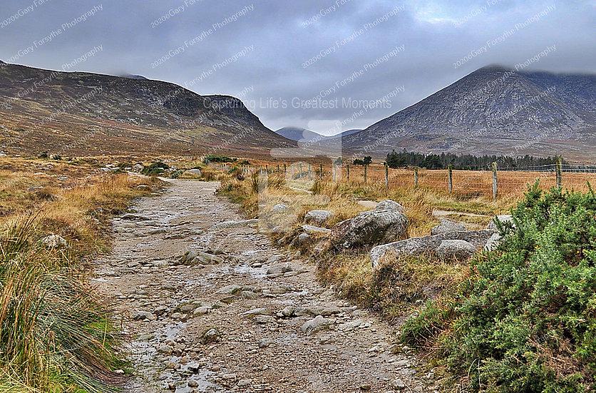 Into the 'Mournes' - Ireland