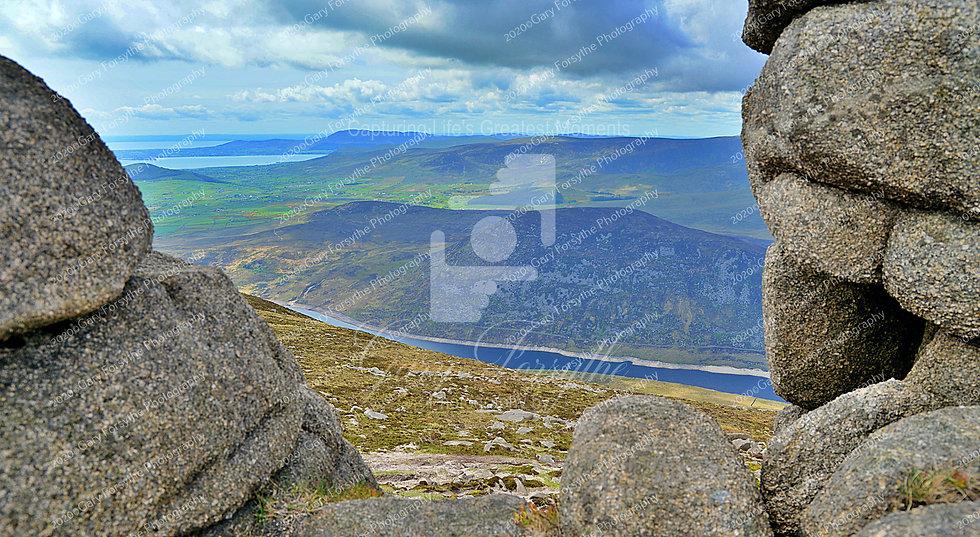 The 'Angels Window' - Ireland