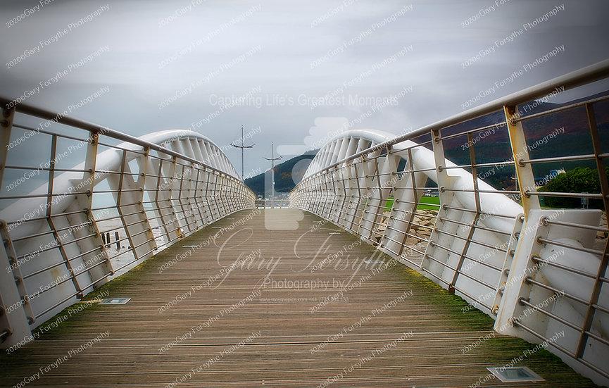 'Newcastle' Promenade Footbridge - Ireland