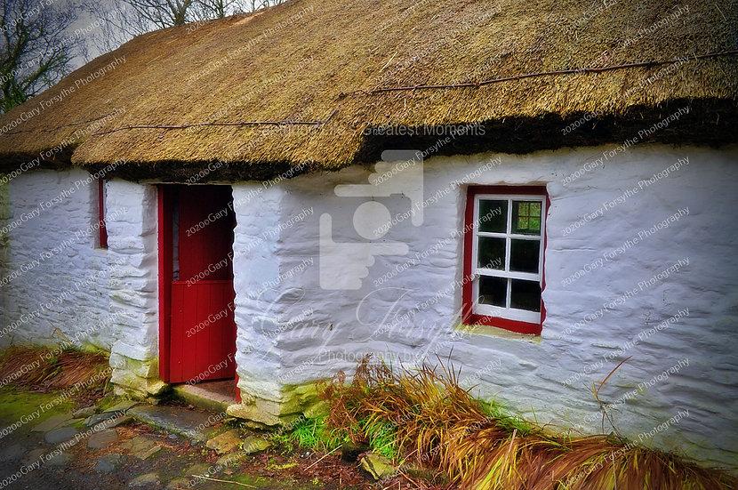 Irish Thatched Cottage - Ireland