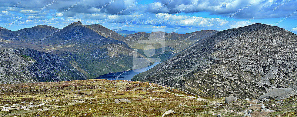 Heart of the 'Mournes' - Ireland