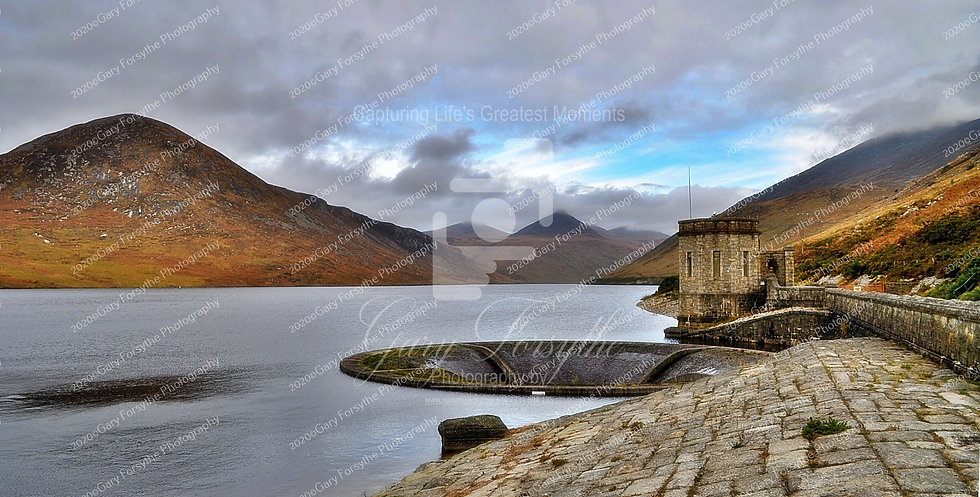 'Silent Valley' Reservoir, Mountains of 'Mourne' - Ireland