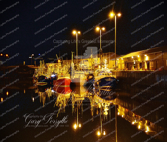 The 'Little Boats' of 'Kilkeel' - Ireland