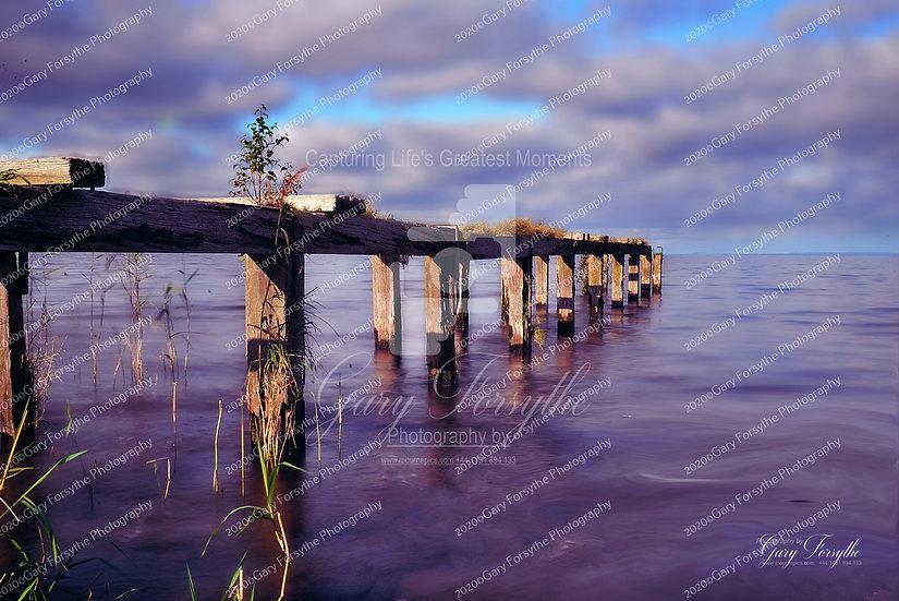 The 'Old Pier' - Ireland