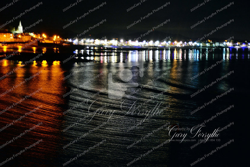 'Bright lights of the Prom', Newcastle Co Down - Ireland