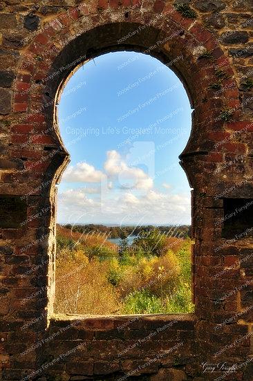 Autumn Window - Ireland