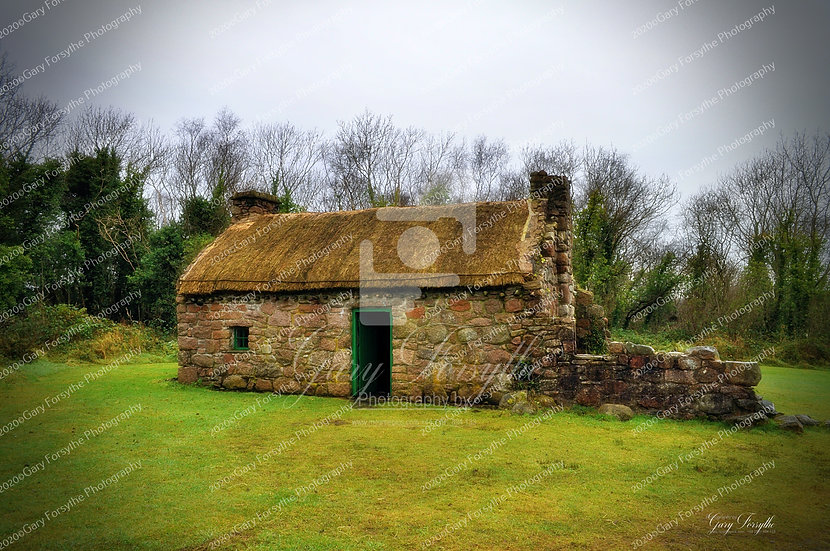 Old 'Byre' house - Ireland