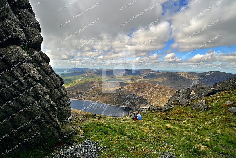 'Together' - 'Mourne' Mountains - Ireland