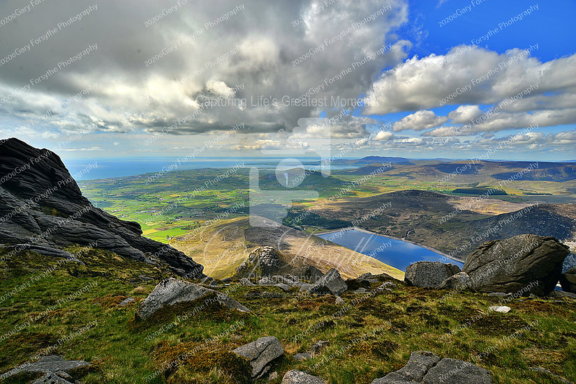 Towards 'Carlingford' Light - Ireland