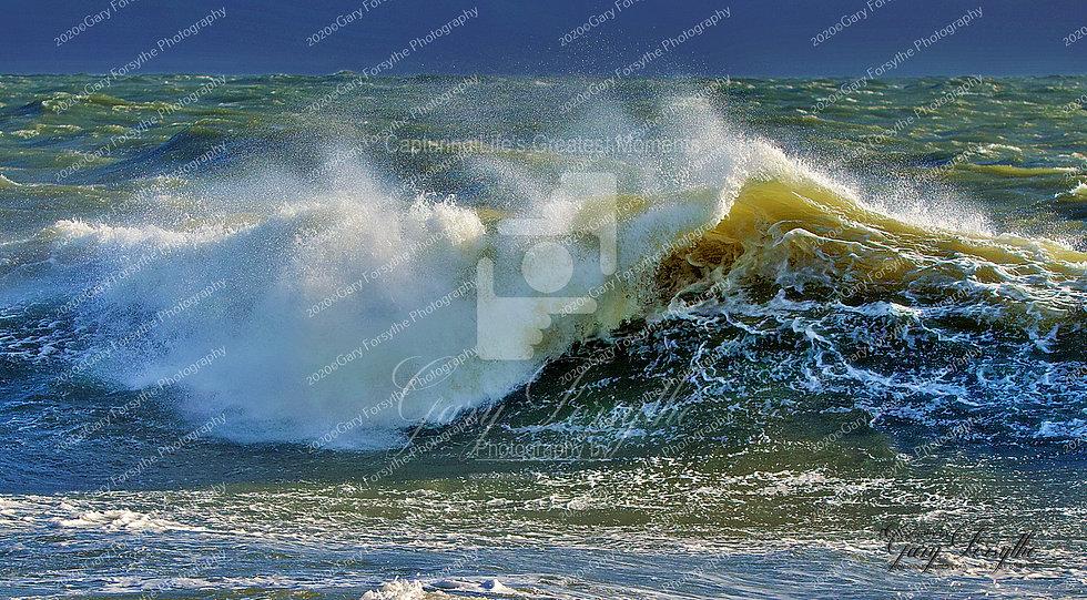 BIG Wave - Irish Sea - Ireland
