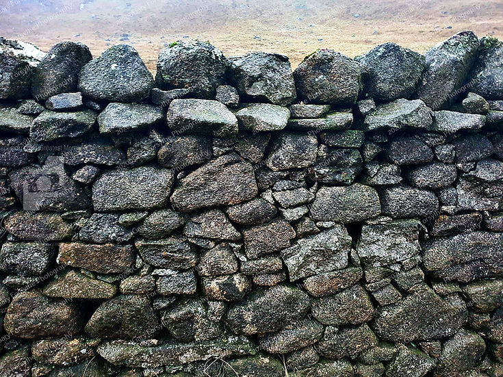 Mourne Wall - Happy Valley - Ireland