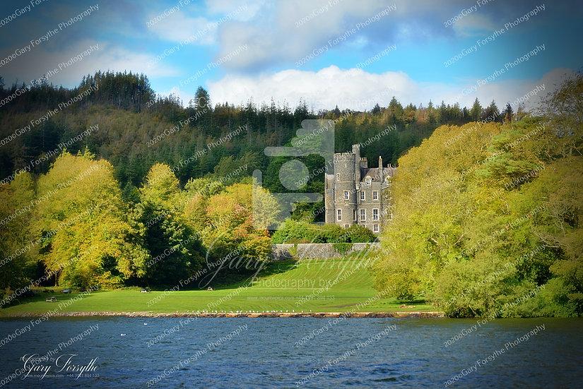 Castlewellan Castle on the Lake - Ireland