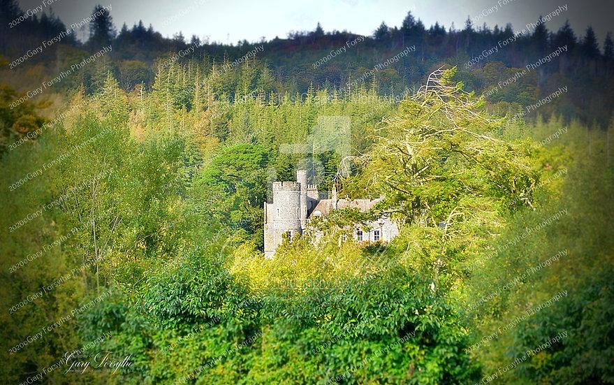 Castlewellan 'Fairy Princess' Castle - Ireland