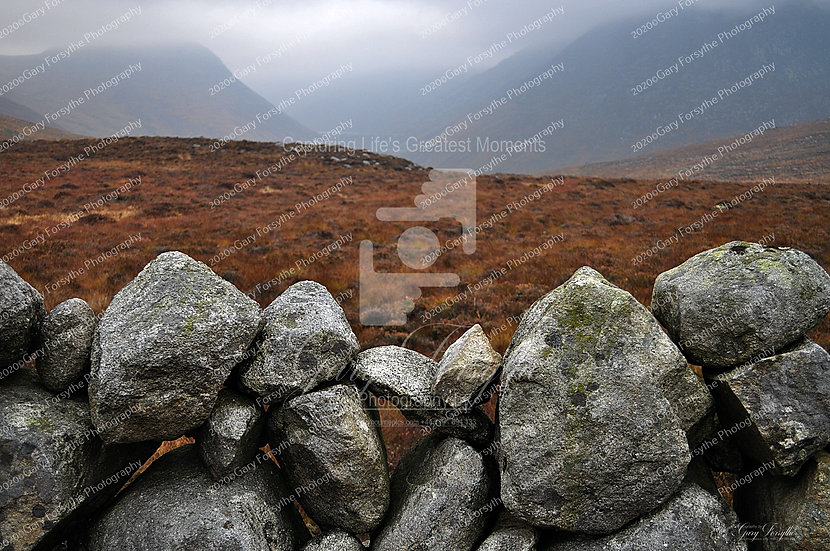 'Mourne' Winter - Ireland