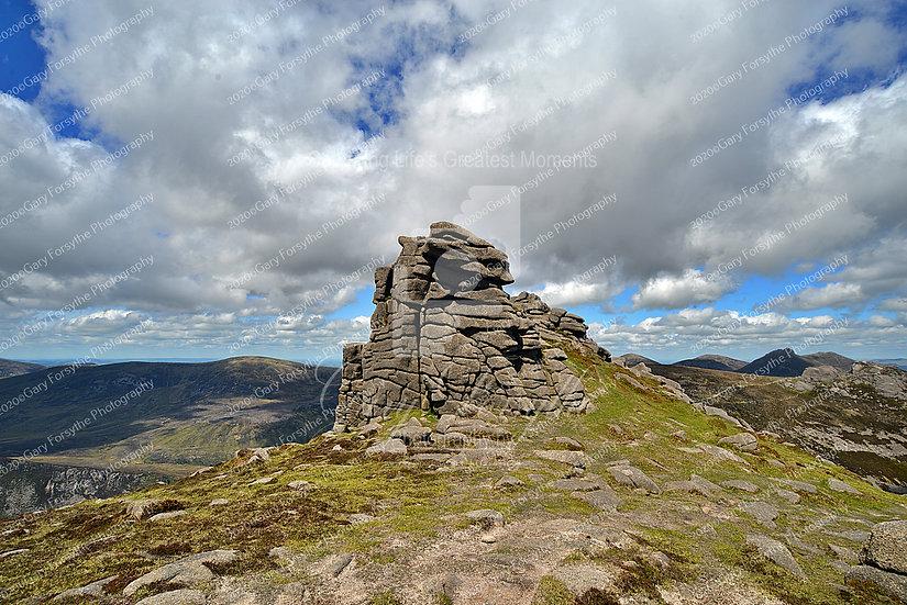 North Torr 'Castles' - 'Mourne' Mountains - Ireland