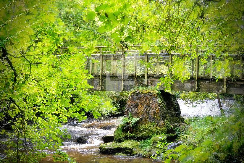 The 'Wooden' Bridge - Ireland