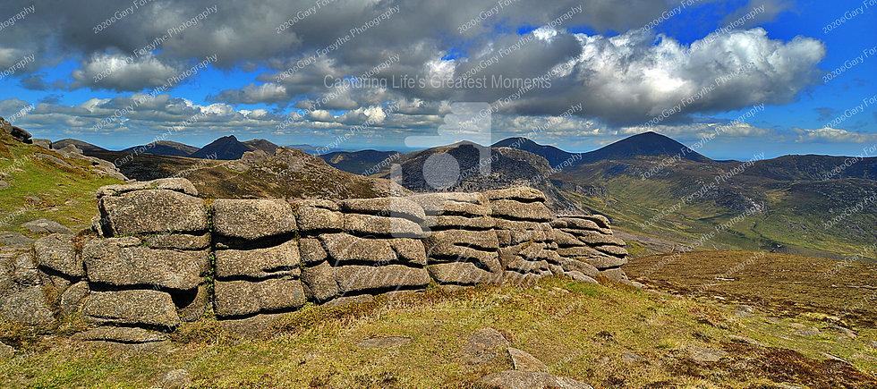 'Castles' North Torr - 'Mourne' Mountains - Ireland