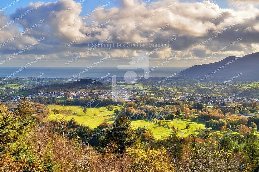 'Castlewellan' down to the Sea - Ireland