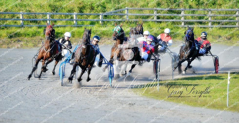 First Lap, Harness Racing - Ireland