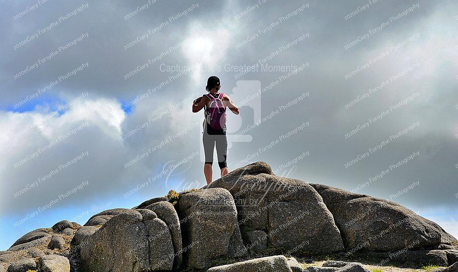 The 'Mourne' Mountain Rock Runner - Ireland
