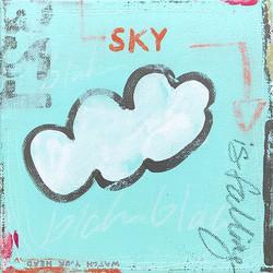 sky is falling - watch your head