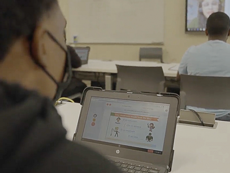 "Elevate K-12 featured on CBS Chicago: ""Making Virtual Learning a Permanent Fixture in Some Schools"""