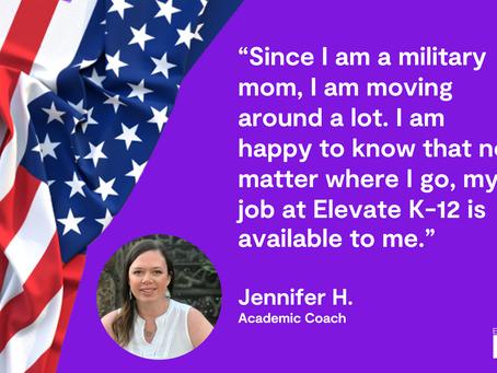 Military Spouse Appreciation Day - Jennifer H.