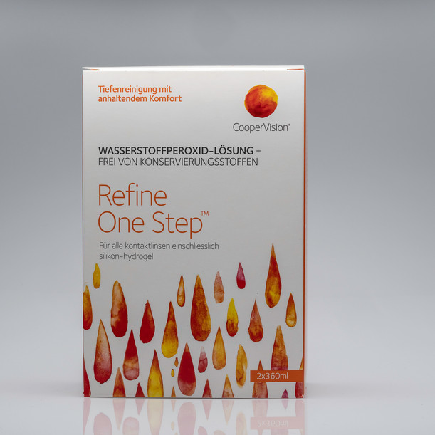 CooperVision Refine One Step  2x360 ml