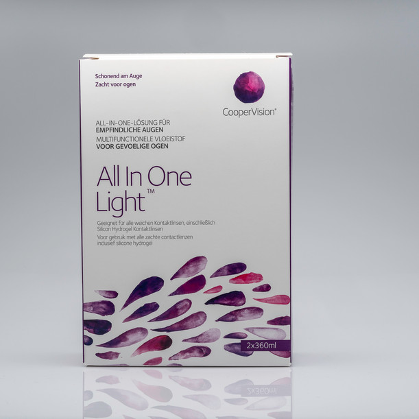 CooperVision All In One Light 2x360 ml