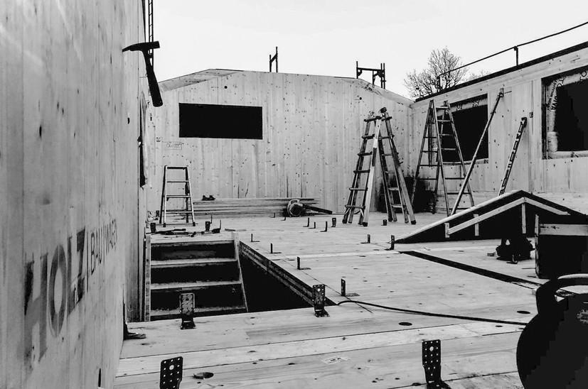Holz I Bau I Wagen GmbH - Holzbau - Haus Pöcking